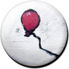 Magnetbutton Luftballon