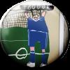 Magnetbutton Schalke