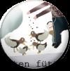 Magnetbutton Entenfüttern
