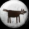 Magnetbutton Hund