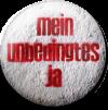 Magnetbutton Mein unbedingtes Ja