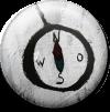 Magnetbutton Kompass