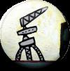 Magnetbutton Kran
