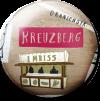 Magnetbutton Kreuzberg