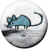 Magnetbutton Maus