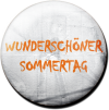 Magnetbutton Sommertag
