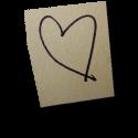 Zettel Herz