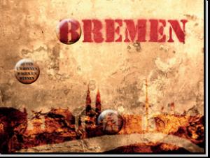 Magnetbrett Bremen73