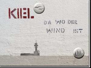 Magnetbrett Kiel